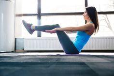 Exercícios para a área abdominal