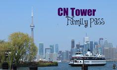 CN Tower Family Pass - Family Food And Travel #familytravel #Toronto #CNTower