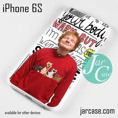 Ed Sheeran Lyrics Phone case for iPhone 6/6S/6 Plus/6S plus