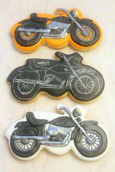 Motorcycle cookies