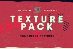 Vector Texture Pack vol.1 by Petr Knoll purchased on @creativemarket