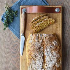 Recipe vegan pumpkin bread - Anne Travel Foodie