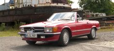 Vom Young- zum Oldtimer: 1987 Mercedes-Benz 300 SL (R107) - Classic…