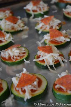 Zucchini Pizza Bites-3