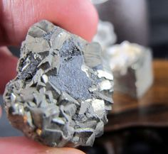 #Iron #Pyrite #Natural #Unpolished #Twin #Set for 61 Grams #Healing #Crystals