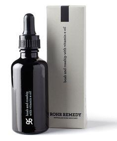 ROHR Boab, Rosehip with Vitamin E Oil #ROHRRemedy