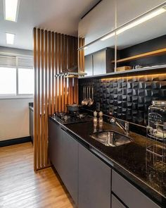 Luxury Kitchen Set Design You can incorporate kitchen designs that will make your kitchen look as if it has been standing for years on end. A luxury kitchen can be painted by hand or built with rec… Kitchen Room Design, Home Room Design, Kitchen Cabinet Design, Kitchen Sets, Modern Kitchen Design, Home Decor Kitchen, Interior Design Kitchen, Kitchen Furniture, Modern Kitchen Cabinets