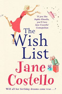 Jane Costello The Wish List