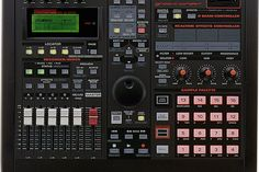 The Classics: Roland Groove Sampler Art Of Noise, Digital Audio Workstation, Studio Gear, Drum Machine, Audio Sound, Sound Design, Types Of Music, Sound Waves, Sound Effects