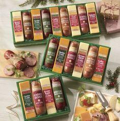 10 best Cheese, Sausage, Meat, Gift Baskets, http://shopfruitbaskets ...