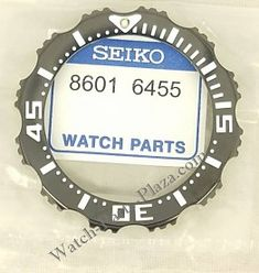 Seiko SEIKO PROSPEX MONSTER SRP655 BLACK ROTATING BEZEL SEA SRPA82 4R36 04D0 05T0 NEW