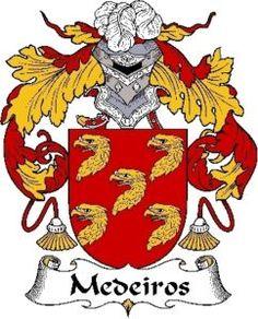 Medeiros family crest