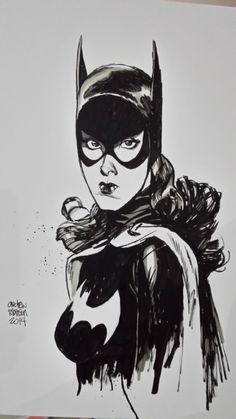 Batgirl by Andrew Robinson
