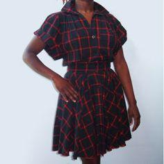 redesigned shirt (dress)