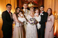 Casamento Clássico em Curitiba – Stephanie e Diogo