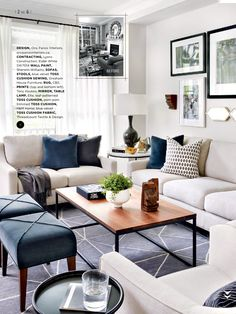 Designer tricks to laying out your furniture: how to create a room ...