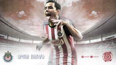 #Chivas #OmarBravo • LigraficaMX 190214CTG