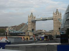 Tower Bridge (London Bridge)  London, United Kingdom