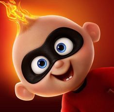 Los increibles 2y1 Disney Wiki, Disney Magic, Disney Art, Disney Pixar, Pixar Movies, Disney Movies, The Incredibles 1, Jack Jack Incredibles 2, Disney Films