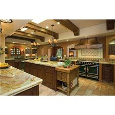 Traditional (Victorian, Colonial) Kitchen by Cheryl Hamilton-Gray
