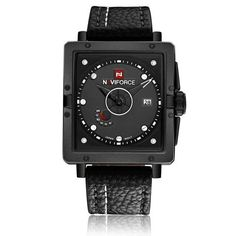 Top Brand Watches Men Quartz Analog Date Clock Man Army Casual Leather Military Sport Watch Relogios Masculino Male Hours