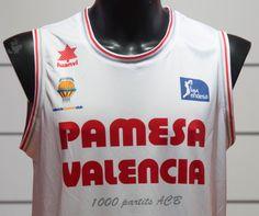 Valencia Basket jugará su partido 1.000 en ACB con la equipación retro del Pamesa