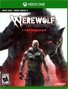 Werewolf: The Apocalypse - Earthblood Game Release Dates, Werewolf, Apocalypse, Xbox One, Cover Art, Ps4, How To Find Out, Dating, Ps3