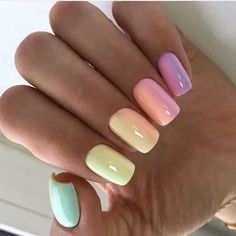 39 Gorgeous Summer Nails You Need to Try Vava Voom Nails. 39 Gorgeous Summer Nails You Need . Stylish Nails, Trendy Nails, Cute Nails, Cute Short Nails, Fancy Nails, Summer Acrylic Nails, Best Acrylic Nails, Spring Nails, Winter Nails
