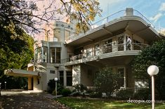 #ArtDeco   Burnham Beeches, Melbourne, Australia