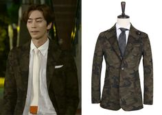 "Shin Sung-Rok 신성록 in ""Trot Lovers"" Episode 8.  Maeryo Camo Cotton Jacket #Kdrama #TrotLovers 트로트의연인 #ShinSungRok"