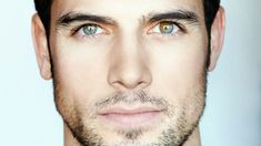 """chocolategirlandvanillaguy: """" This man looks so beautiful I love this blue and brown eyes But I don't know his name… """" Oh Yeah ! I find his name : Thomas Beaudoin Beautiful Eyes, Gorgeous Men, Beautiful Men Bodies, Amazing Eyes, Pretty Eyes, Absolutely Gorgeous, Thomas Beaudoin, Pretty People, Beautiful People"""