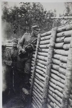 Finland, Soldiers, Wwii, Past, Army, War, History, World War Ii, Military
