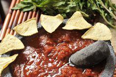 Salsa de jitomate con chile de árbol | Cocina y Comparte | Recetas de Cocina al natural