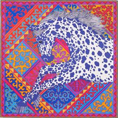 Need some silk scarves, silk bow ties or silk mufflers. Check our new creations of silk accessories such as silk large shawls, silk pocket squares and many others Appaloosa, Kendall Jenner Style, Kylie Jenner, Hermes Paris, Designer Scarves, Textile Patterns, Scarf Patterns, Silk Scarves, Hermes Scarves