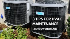 3 Tips for HVAC Maintenance Hvac Maintenance, Twin Boys, Diy Crochet, Wonderland, About Me Blog, Tips, Toddler Twins, Twin Boy Nurseries, Counseling