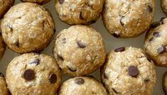 4 Ingredient Energy Oatmeal Balls