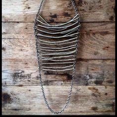 Alpaca necklace by Elia LaNoire