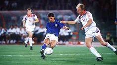 Resultado de imagen para fotos sobre holanda  alemania vd  el mundial italia 1990