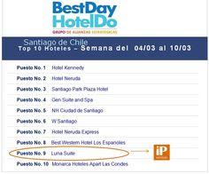 iP Hoteles - Top 10 BestDay - Luna Suite