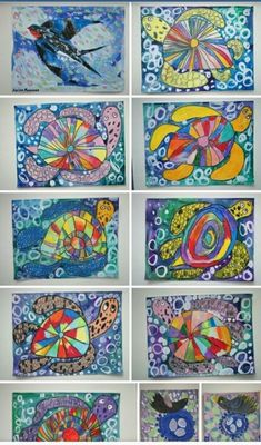 Super drawing ideas animals for kids Ideas : Super drawing ideas animals for kids Ideas Sharpie Zeichnungen, Third Grade Art, Sharpie Drawings, Animal Art Projects, Water Art, School Art Projects, Kindergarten Art, Art Lessons Elementary, Ocean Art
