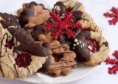 Extra čokoládová torta bez múky, cukru a pečenia - Recept Czech Recipes, Sweet Cookies, Gum Paste, Gingerbread Cookies, Ale, Biscuits, Dessert Recipes, Christmas, Food