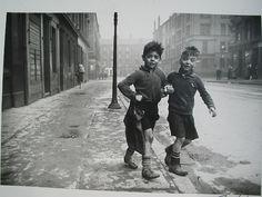 Bert Hardy 'Gorbal Boys' 1948