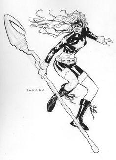 ECCC 14 sketch - Stargirl by marciotakara on deviantART