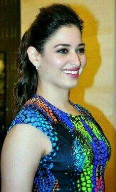 Tamanna Bhatia Latest Photos at Cellkon Launch. Indian Bollywood Actress, Bollywood Girls, Beautiful Bollywood Actress, South Indian Actress, Beautiful Actresses, Indian Actresses, Beautiful Girl Photo, Beautiful Girl Indian, Most Beautiful Indian Actress
