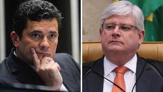 Sergio Moro e Janot são desmoralizados pela Justiça norte-americana