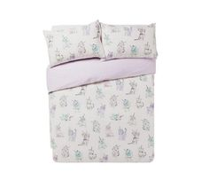 Buy HOME Kittycorn Bedding Set - Double at Argos.co.uk, visit Argos.co.uk to shop online for Children's bedding sets, Bedding, Home and garden
