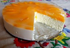 Túrótorta sütés és tojás nélkül