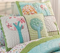 Girls' Quilts & Bedding Quilts, Kids' Bedding Quilts   Pottery Barn Kids