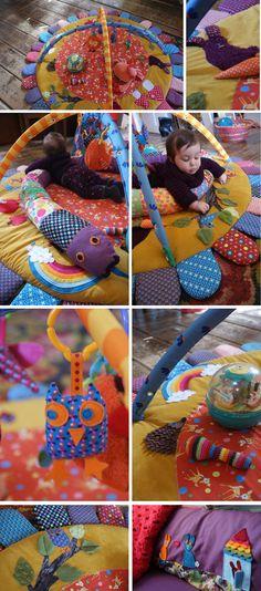 le magnifique tapis de blisscocotte !
