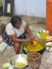 Need some soup to sooth that New Year Hangover The History of Haiti's New Year's Soup: Joumou...
